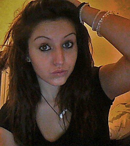 J'aurais aimé être la fille que t'aurai eu peur de perdre ...