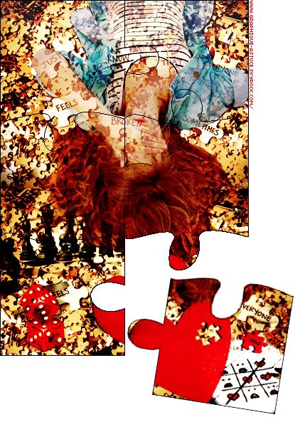 ASTUCE ; PUZZLE ♦  . . . . . . . . . . . . . .   LOGICIEL ; PHOTOFILTRE  DUREE  ; 30 MINUTES  NIVEAU ;  DIFFICILE