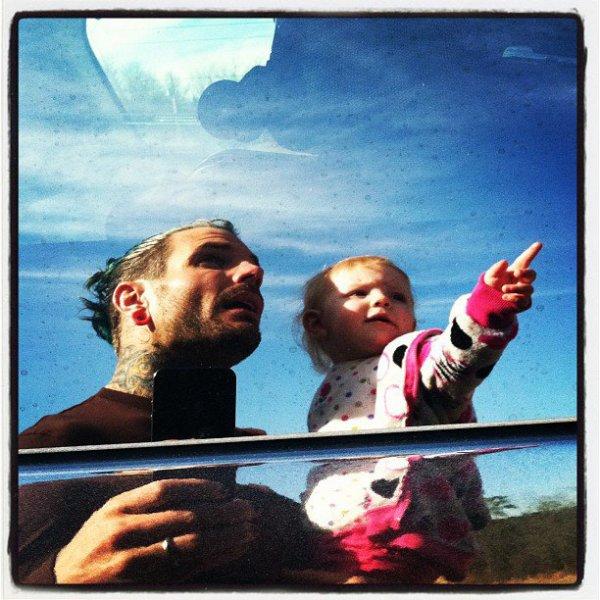Un père et sa fille <3