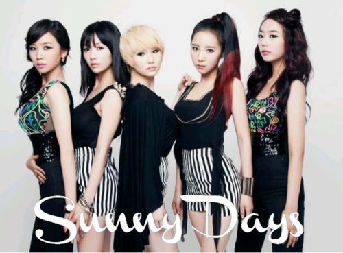 Sunny Days - I Must Be Crazy <3 <3 <3 <3 <3 <3