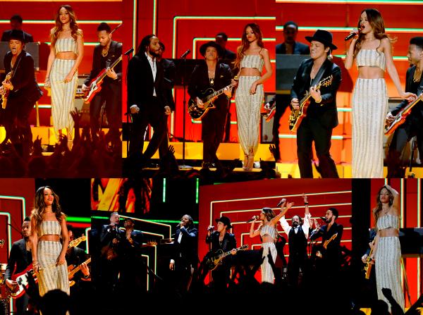 Rihanna Grammy 2013 !