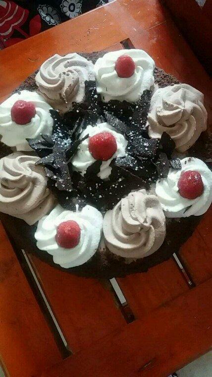 Un petit dessert gourmand ;) !!!