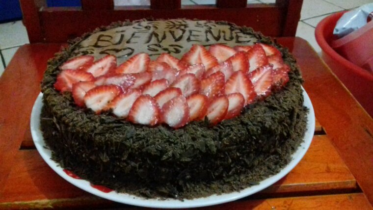 Encore des gâteaux miam.... !