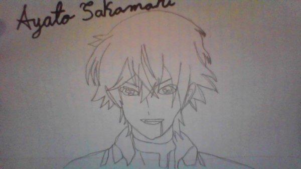 Diabolik Lovers; Ayato Sakamaki
