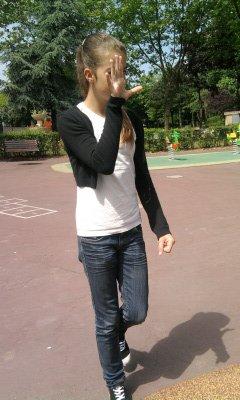 Les délires au parc avec eux ! ♥