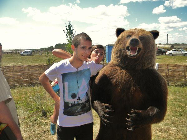 Ted, russian version :D