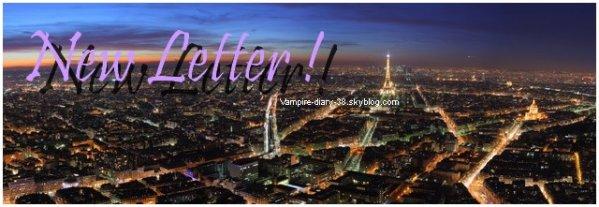 New Letter...