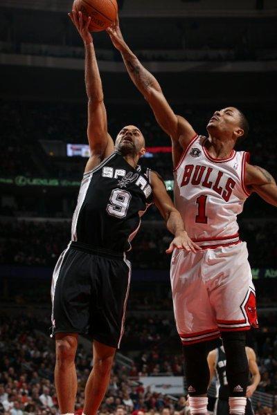 Chicago 109 - 99 San Antonio Spurs :D