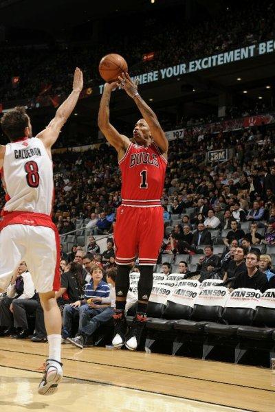 Toronto Raptors 118 - Chicago Bulls 113 :(