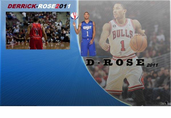 Intro : DERRICK-ROSE2011 (l)
