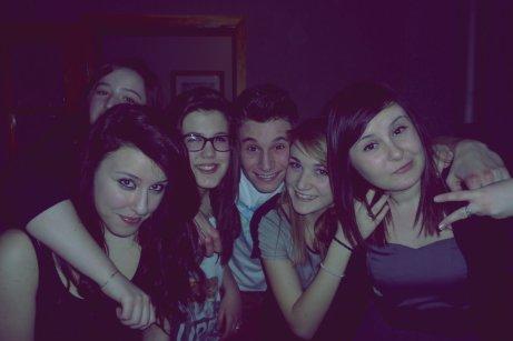 Il n'y a rien de plus important que les amis.