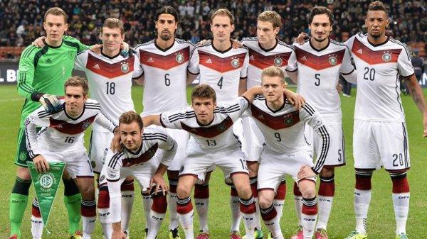 Allemagne champion trop contente <3 !