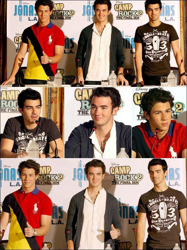 00    13/11/10   Les Jonas étaient en conférence de Presse à Buenos Aires.00