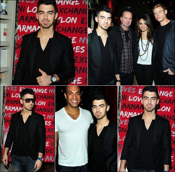 00     09/12/10 Joe était à la soirée privée NYLON & Armani à Los Angeles  00