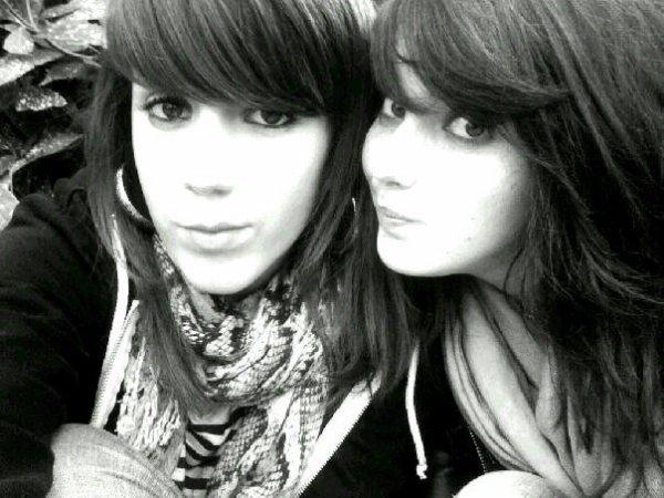 La seule a mes yeux que je considére comme ma soeur !