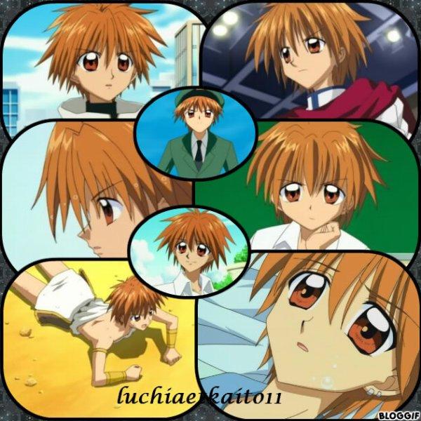 Montage que j'ai fait de Kaito