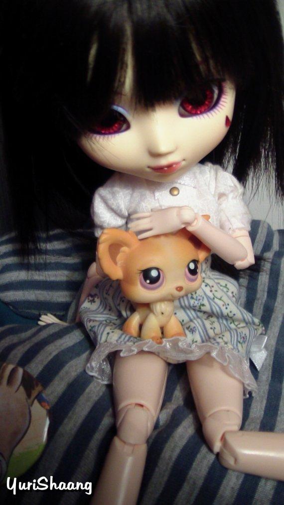 Ma petite vampire ♥