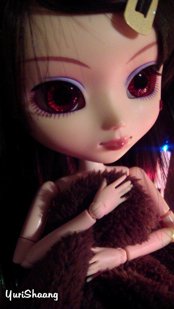 Bella & les guirlandes ♥