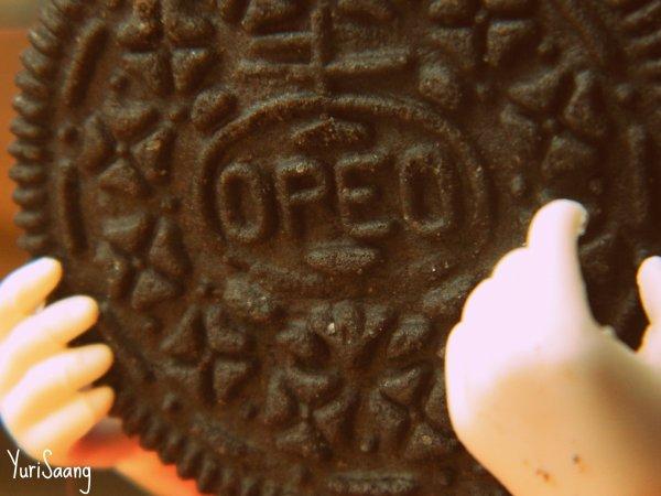 Cet Oreo est pour toi :3 Savoure le ♥