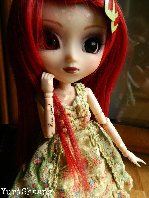 Et je te pique ta robe :D #Eva