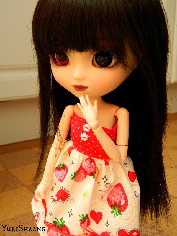 Commande Jolie Doll reçu :)