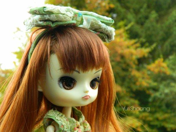 Les feuilles deviennent oranges :D ♥