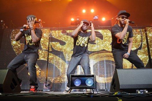 La sexion en concert <3 Le 22 mai 2012