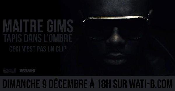 """"""""""" Ceci n est pas un clip partie 3 : De marseille à Paris """" RDV DEMAIN Vendredi 4 - 18 h sur www.wati-b.com"""""""