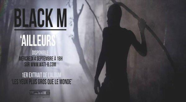 """""""J-3 avant la sortie du premier extrait des #yeuxplusgrosquelemonde : #ailleurs"""""""