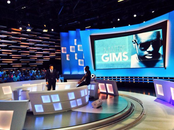 Gims sur Canal+