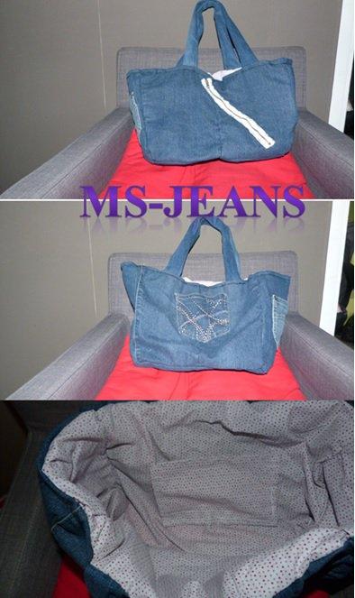 voici un tout nouveau modèle de sac