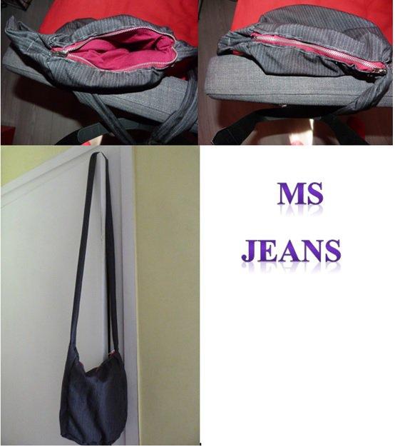 un nouveau sac bandoulière