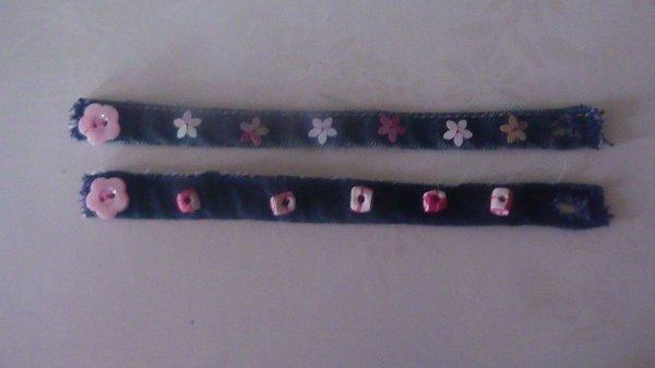 nouvelle commande de bracelet