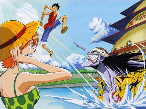 One Piece - Episode of Nami - Kōkaishi no Namida to Nakama no Kizuna