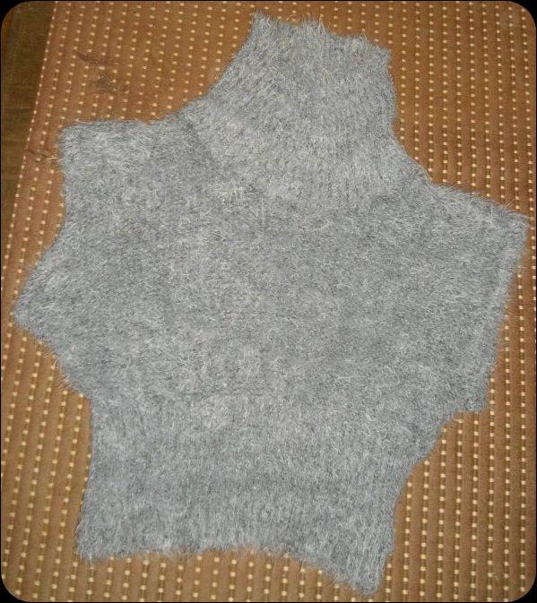 Pancho gris :)