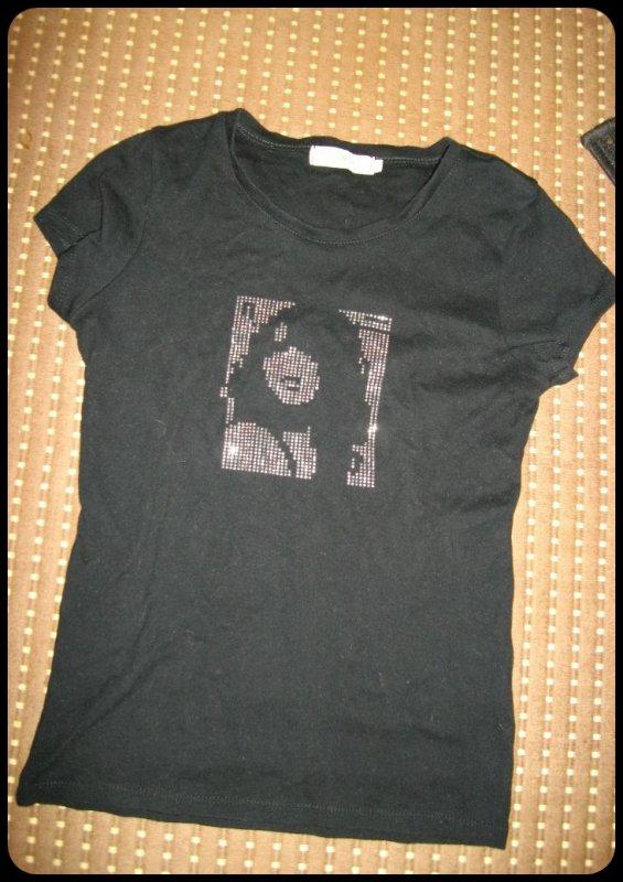 Tee shirt noir :)