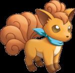 Pokemon || Goupix