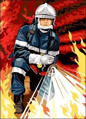 Dessin pompier jeune sapeur pompier 22 - Dessin de pompiers a imprimer ...