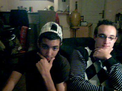 Morgan et moi :)