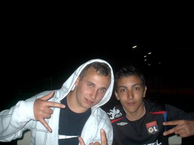 Thomas et moi plus jeune :)
