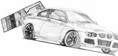 dessin n 33 bmw m3 blog de mydesigncars. Black Bedroom Furniture Sets. Home Design Ideas