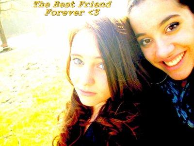 Ma princesse,ma soeurette, BEST FRIEND  !!!