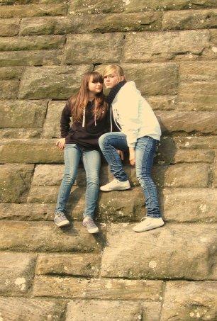 Marion et Fanny ♥