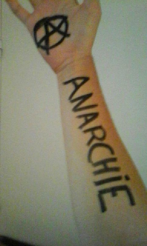Anarchiste !