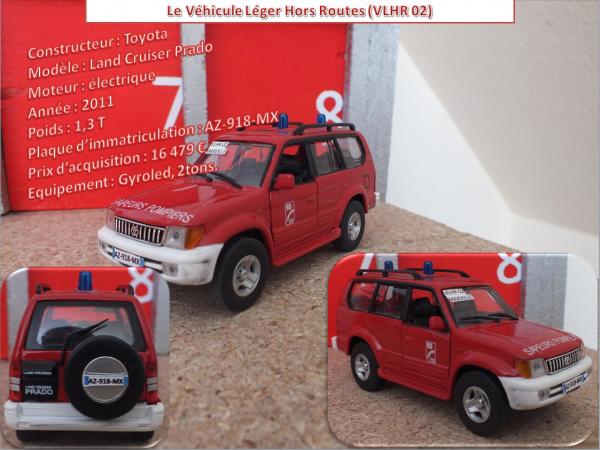 Les Véhicule Léger Hors Routes (VLHR)