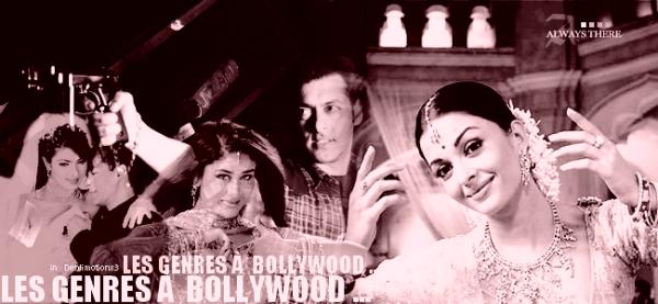 ►Delhimotionx3... Ta Source Sur Le Cinéma Indien et ses Vedettes... ►Article Phénomène de Société : Les Genres à Bollywood