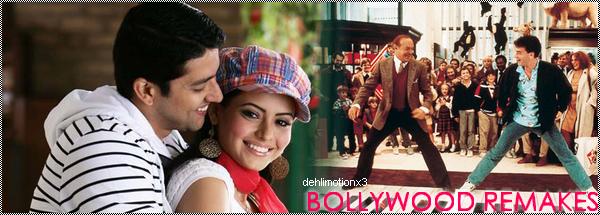 ►Delhimotionx3... Ta Source Sur Le Cinéma Indien et ses Vedettes... ►Article Phénomène de Société : Les Remakes à Bollywood