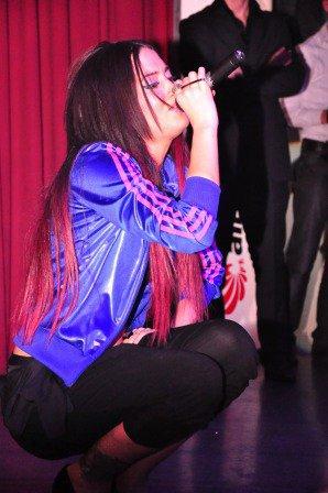 dafina zeqiri duffye 2011 show bizi shqiptar