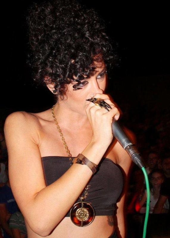 Dafina Zeqiri - 2012