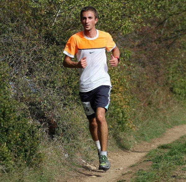Trail de La Roche Vineuse 2015